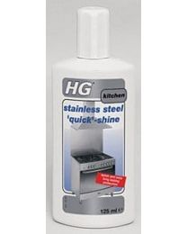 Hg S/S Quick Shine 125ml