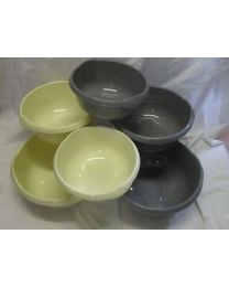 Wham - 32cm Round Washing Up Bowl - Calico Cream
