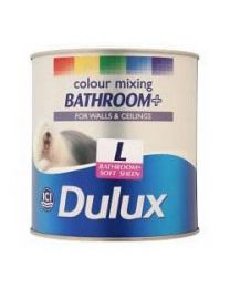 Colour Mixing Bathroom+ Soft Sheen Base 1L