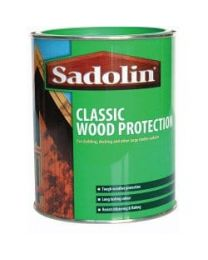 Sadolin Classic Wood Protection Dark Palisander 1 Litre