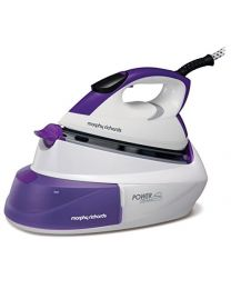 Morphy Richards Steam Generator Power Steam Intellitemp 333000 Steam Generators Blue