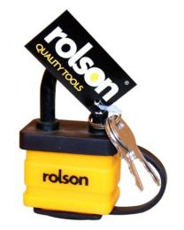 Rolson 66521 40mm Weather-Resistant Padlock