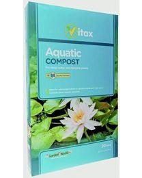 Vitax Aquatic Compost 20L