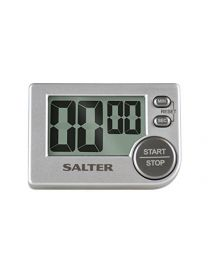 Salter Big Button Timer - Electronic Digital Kitchen Stopwatch