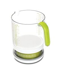 Salter WHGNDR Mechanical Measuring Jug Kitchen Scales, 1.5 Litre, Green