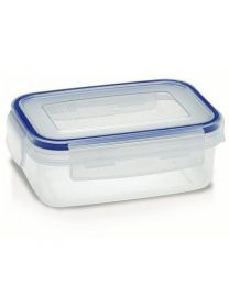 Addis 450 ml Clip and Close Rectangular Food Storage Container, Clear
