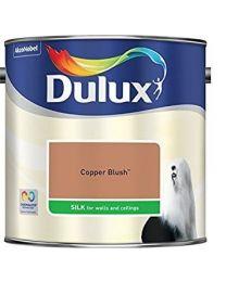 Dulux 500007 Du Silk Paint, 2.5 L - Copper Blush
