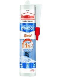 UniBond 2078485 Speed Seal Sealant Cartridge - White