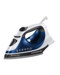 Russell Hobbs Auto Steam Pro Iron 20270, 2400 W - White and Blue