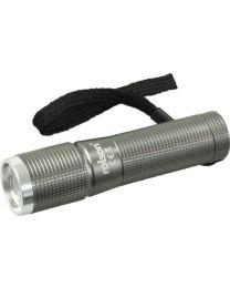 Rolson 61630 Aluminium Mini Z2 Torch, 3 W