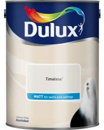 Dulux 500006 DU Matt Paint, 5 L - Timeless
