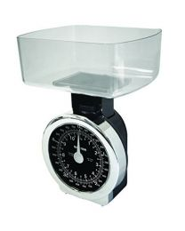 Salter Compact Mechanical Kitchen Scales 5 kg Capacity