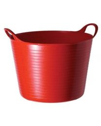 Tubtrugs SP26R Garden Tub, Red Plastic, 6.9-Gals. - Quantity 10