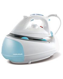 Morphy Richards Steam Generator Iron Jet Steam 333021 Steam Generators Blue White