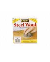Rustins Steel Wool 0 225G