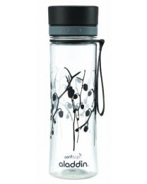 Aladdin Aveo Water Bottle - 0.6 L, Grey