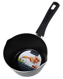 Bronze Collection Non Stick Milk Pan, 16 cm