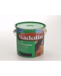 Sadolin 2.5 Litre Classic Basecoat Woodstain Ebony