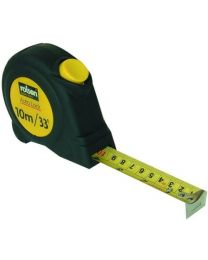 Rolson 50569 Tape Measure, 10 m x 33 mm