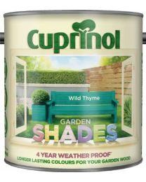 Cuprinol Garden Shades - Wild Thyme (2.5L)