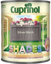 Cuprinol 1L Garden Shades - Silver Birch