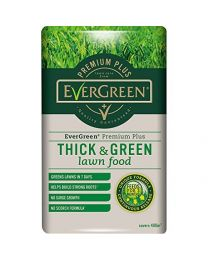 Evergreen Premium + Lawn Food - Thick And Green In 7 Days! Coverage 400M2