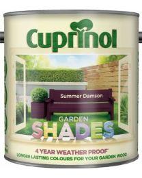 Cuprinol Garden Shades - Summer Damson (2.5L)