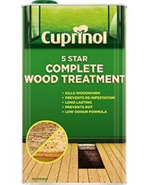 Cuprinol 5 Star Complete Wood Treatment (WB) 1 LITRE