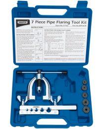 Draper Brake Pipe Flaring Kit (7 piece)