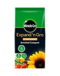 Miracle-Gro Expand N Gro Compost, 13L
