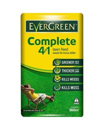 Evergreen Complete 4in1 Lawn Fertiliser, 12.6 kg