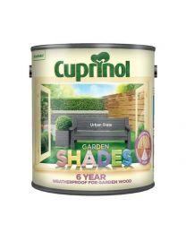 Cuprinol GSUS25L Garden Shades Urban Slate 2.5 Litre