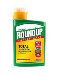 Roundup Optima+ Weedkiller Concentrate Bottle, 1 L