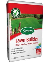Scotts Lawn Builder Feed & Weed Control 400M2 - All In One