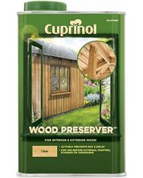 Cuprinol 1L Wood Preserver Clear