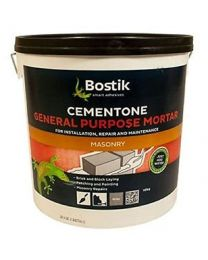 Bostik 30812805 10 kg Cementone General Purpose Mortar - Grey