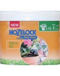Hozelock 15 Goutteurs Planter Kit