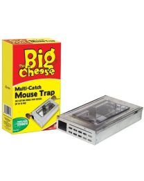 The Big Cheese - Multi Mouse Trap - Large