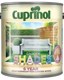 Cuprinol CUPGSFR25L 2.5 Litre Garden Shades Paint - Fresh Rosemary