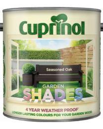 Cuprinol Garden Shades - Seasoned Oak (2.5L)