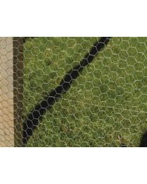 Apollo 10m 1200 x 25mm Wire Netting Galvanised