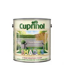 Cuprinol CUPGSFM25L 2.5 Litre Garden Shades Paint - Forest Mushroom