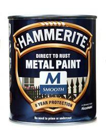 Hammerite Smooth Tinting Base Medium 750ml (322530)