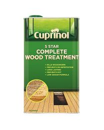 Cuprinol 5 Star Complete Wood Treatment (WB) 5 LITRES