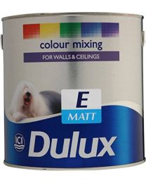 Dulux 2.5L V/Matt Extra Deep Base