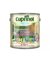 Cuprinol Garden Shades Heart Wood 2.5 Litre