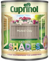 Cuprinol 1L Garden Shades - Muted Clay