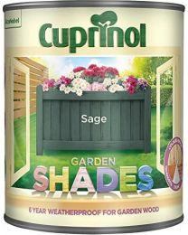 Cuprinol 1L Garden Shades - Sage