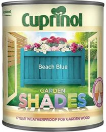 Cuprinol 1L Garden Shades - Beach Blue