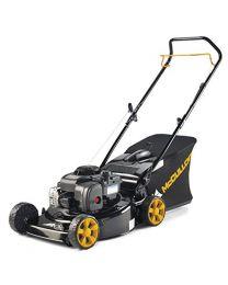 Mcculloch M46-125 Classic+ Petrol Push Collect B&S 125 cc Lawn Mower, 46 cm Cutting Width